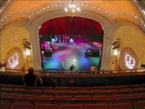 luxury theatre