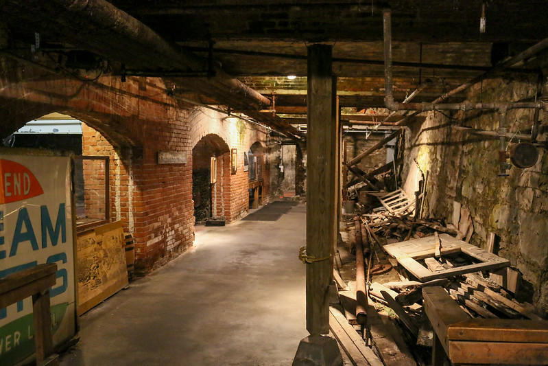 The Spooky Seattle Underground - Photo