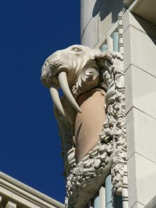 The Ice Cold Spirits of the Arctic Club Building - Photo