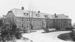 Martha Washington Park & the School for Girls - Photo