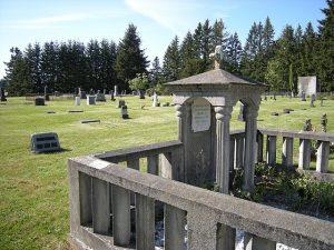 Black Diamond Cemetery - Photo