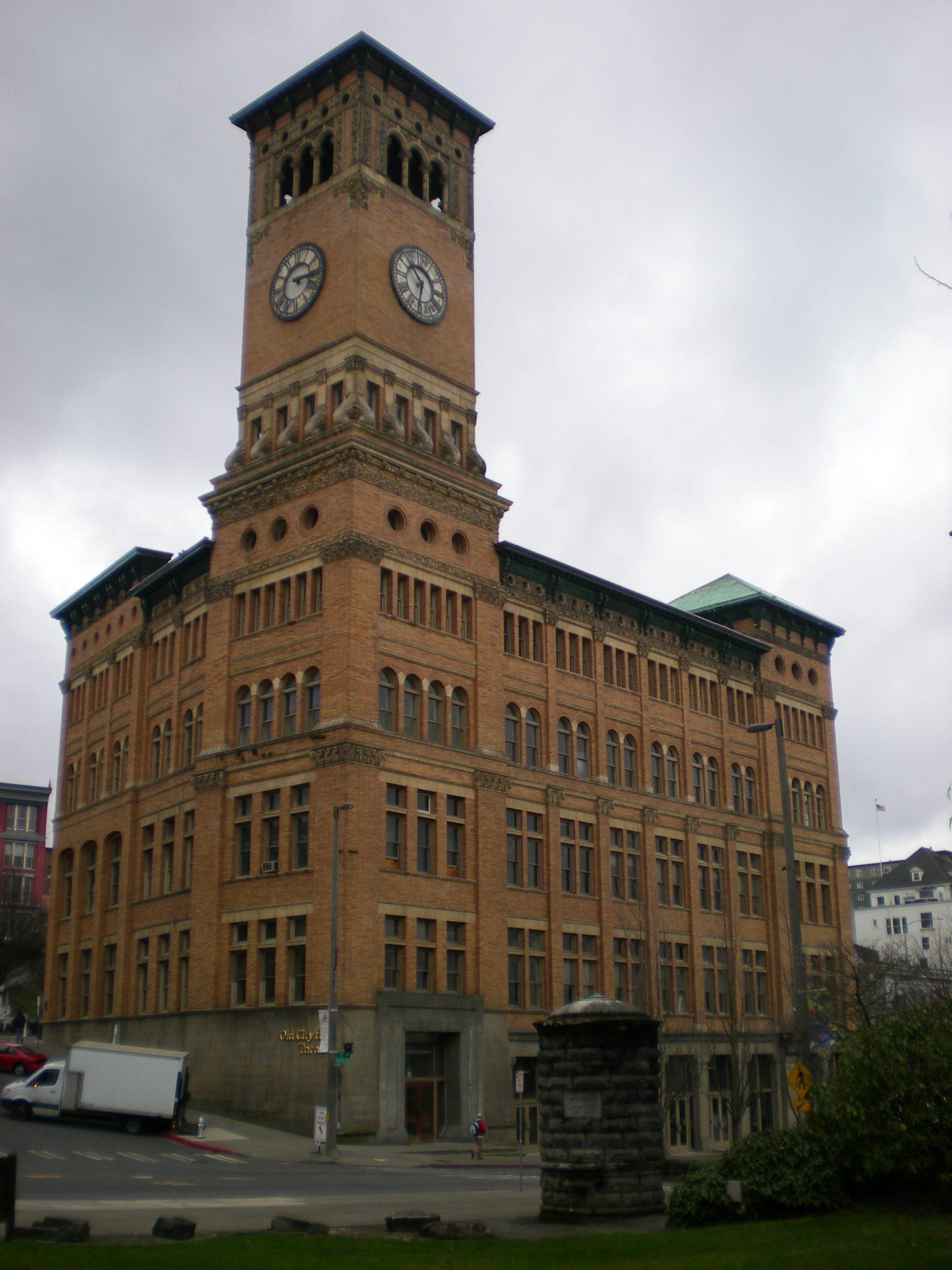 Old Tacoma City Hall - Photo